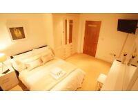 Double Bed in 3 Rooms to rent in stylish flat with modern furniture in Beckton area
