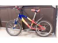 Childs bike for age 6-10