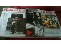 5 + David Bowie Albums Brand new