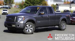 2012 Ford F-150 FX4! ECOBOOST! HEATED/VENTED LEATHER! SUNROOF!