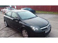 VAUXHALL ASTRA 1.4/ 2006 PLATE/ LOW MILEAGE