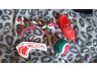 4 Dog Toys