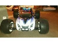 Hobao Hyper ST - RC Nitro car