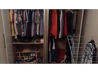 2 x Bedroom wardrobes