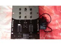 Numark DM950 Mixer
