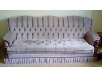 Large Sofa free to collector.