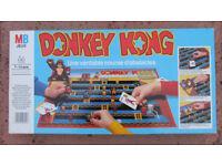 Donkey Kong board game, complete (1982 vintage)