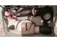 Power performance drill 750 w in case