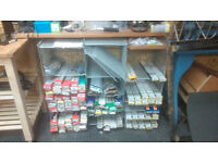 Mail Sorting Shelves/Modular Storage Office / Filing Shelves
