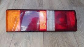 Mk 4 Escort n/s rear lights