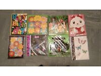 joblot/ wholesale balloons,cards and badges