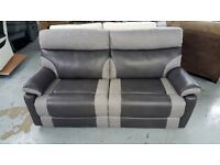 New ScS Ralph 3 Seater Manual Recliner Sofa & Electric Recliner Armchair **CAN DELIVER**
