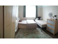 Double room in a nice quiet flat