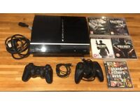 PlayStation 3 ps3 and games