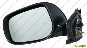 Door Mirror Manual Driver Side Hatchback Toyota Yaris 2006-2011
