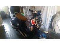 Lexmoto Milano, 50cc.