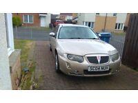 Rover 75 Connosseur SE CDTI for sale