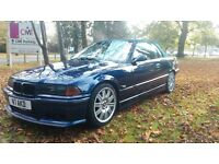 BMW 320i,e36, Preg, 10m MOT, BARGAIN ! Need little tlc