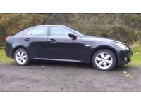 Lexus IS220D with in-car Entertainment pack