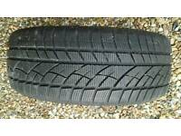 4 x Jinyu winter tyres 205/50 R17 89H used but in vgc