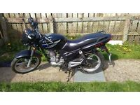 2008 lifan 9j 125cc motorbike