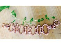 Jcrew - Rose Gold Chain Bracelet
