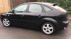 2007 FORD FOCUS 1.6 Zetec in Excellent condition
