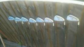 Taylor made graphite 360 irons