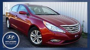 2013 Hyundai Sonata GLS+TOIT+GROUPE ÉLECT.+DÉMARREUR À DISTANCE+