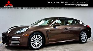 2014 Porsche Panamera 4 NO ACCIDENT