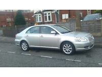 Taxi Plated Toyota Avensis for sale