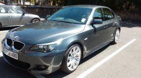 BMW 5 Series 2.0 520d M Sport Business Edition 4dr Auto