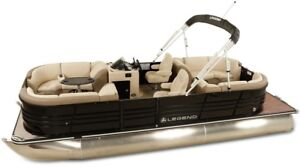 2018 Legend Boats Black Series Lounge ALL-IN PRICING