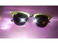 Rayban shades clubmaster