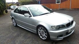 BMW 3 SERIES 3.0 330Cd SPORT AUTO FULL SERVICE HISTORY AND FULL MOT