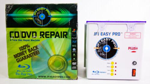 JFJ Easy Pro Disc Repair Machine Not Complete