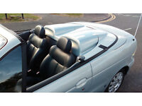 Renault megane 1.6 cabrio/convertible with road box