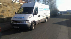 Swap or for sale... Iveco Daily Ex-LWB