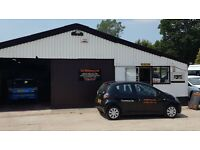 MOT Tester and Mechanic - Full time and part time
