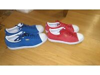 2x mens size 9and a half puna trainers
