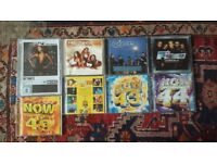 Assorted Pop CDS and DVD 90s 2000 2001 VARIOUS NOW BRIT BEYONCE FIVE MISTEEQ