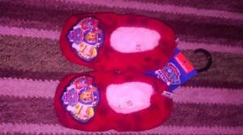 New paw patrol slippers