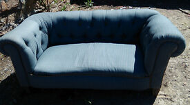 Drop Arm Sofa project re-upholster - Free