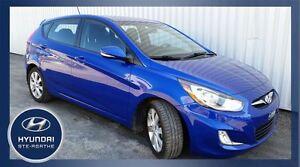 2012 Hyundai Accent GLS,TOIT OUVRANT+BAS KILO+MAGS+GROUPE ÉLECTR