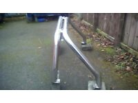 Stainless steel Pickup roll bar to fit nissan , l200 £90