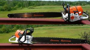High Quality Cannon Chainsaw Bars In Stock at CR Equipment!