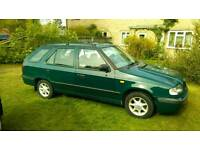 Cheap car. Skoda Felicia 1.9 diesel estate.