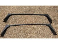 Car Roof Bars Pair fitted to Land Rover Discovery but fits others Adjustable Collect Only Nr J10M25