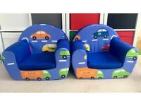 Toddler Arm Chair - 2 Available