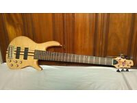 "Cort A6 Bass -Excellent ""as new"" condition!"